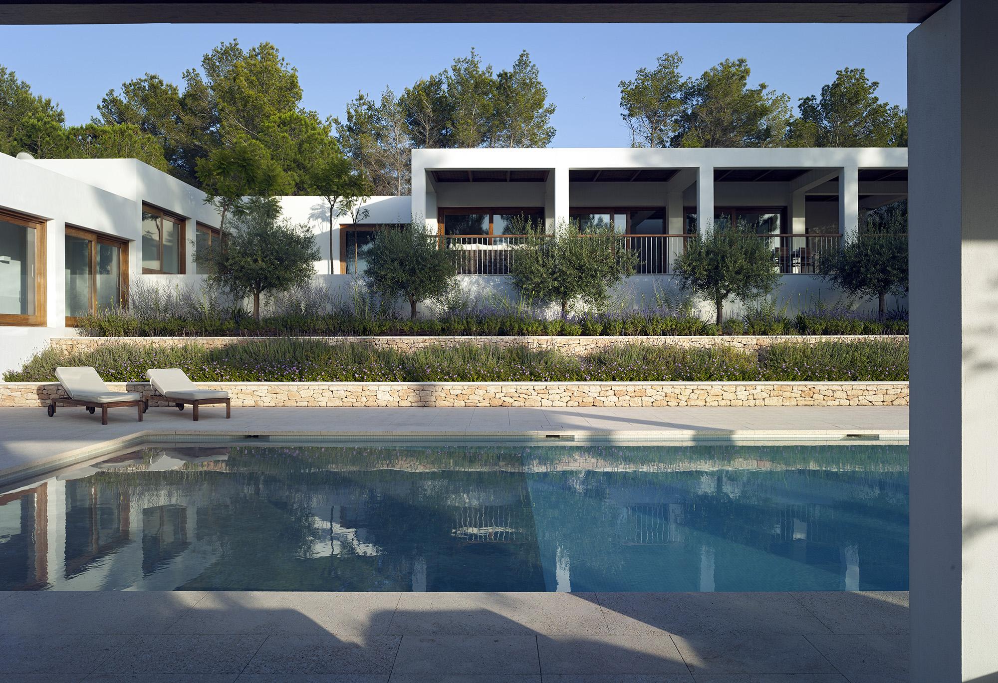 2 Atzaro Vlley, Ibiza - Pool