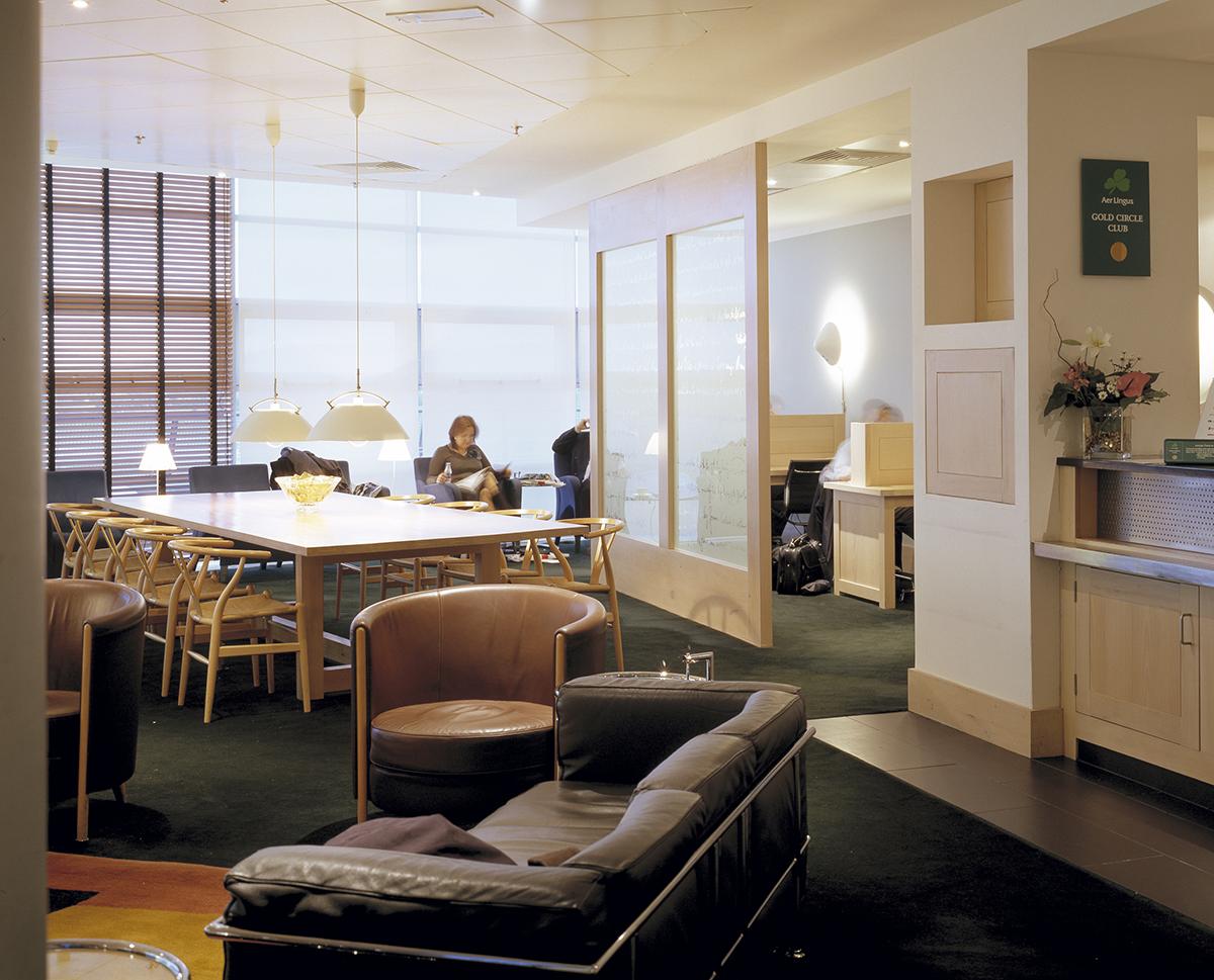 Aer Lingus Gold Circle - Lounge 2