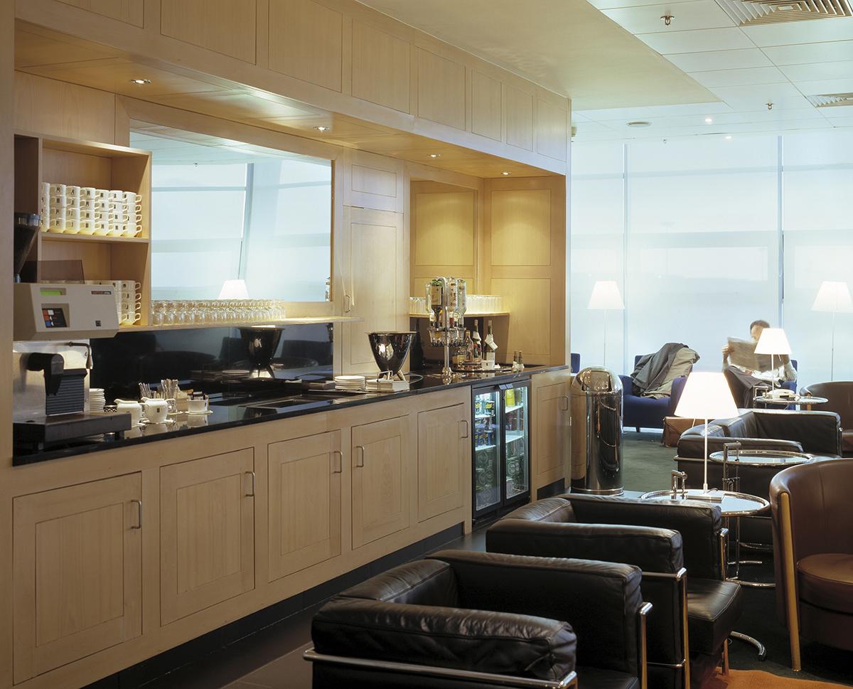 Aer Lingus Gold Circle - Lounge 3