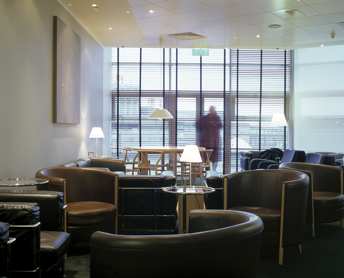 Aer Lingus Gold Circle - Lounge 4