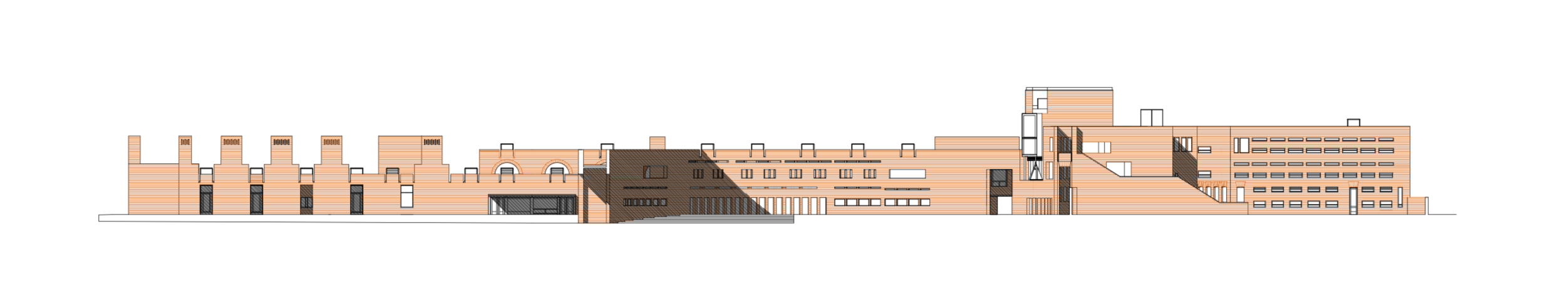 03 Elevation drawing 2