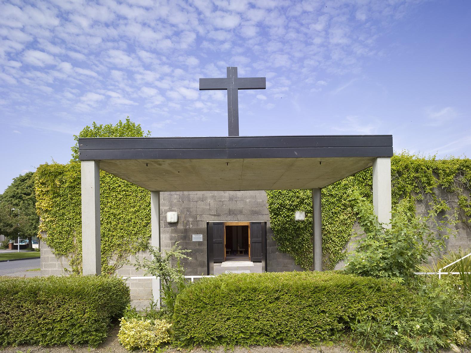 1 Firhouse Church - Entrance