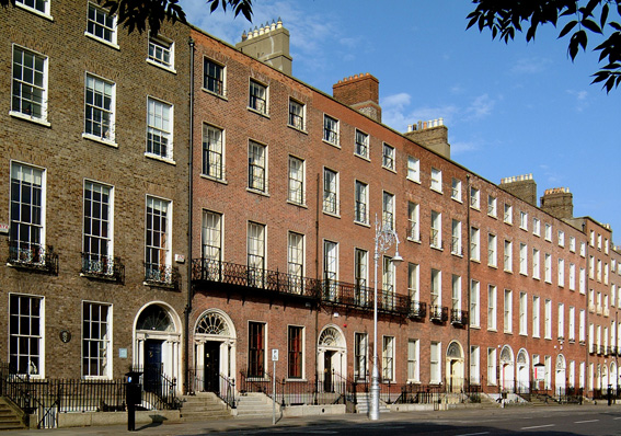 1 Merrion Square - Front