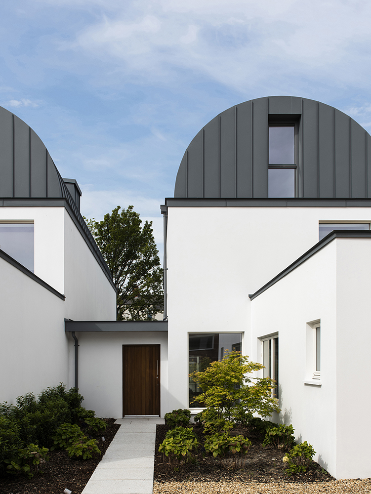 1 Morehampton Lane - Front View