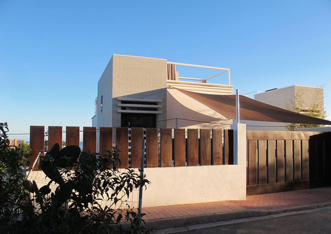 1 Santa Eulalia, Ibiza - Front