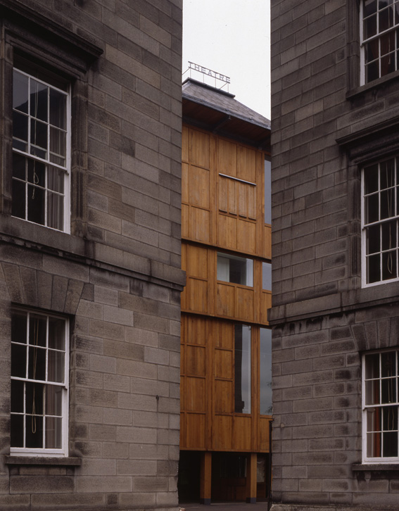 1 Trinity College - Samuel Beckett