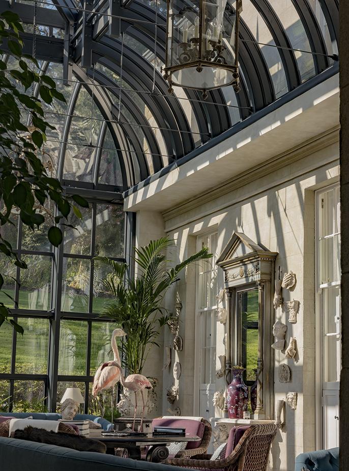 11 Capard Orangery - Interior