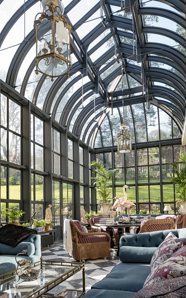 12 Capard Orangery - Interior