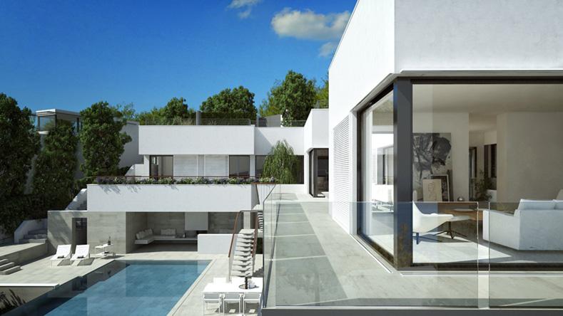 2 Cap Martinet, Ibiza - Pool Side