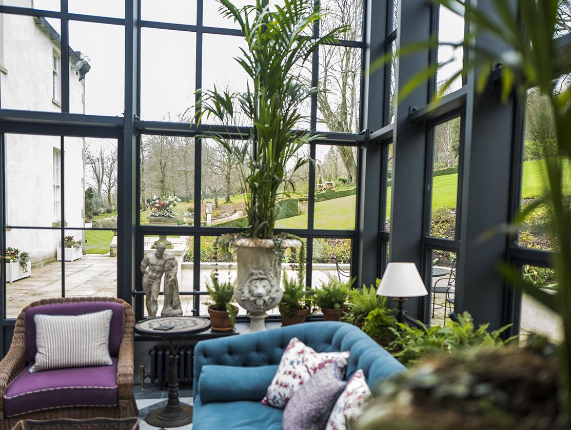 2 Capard Orangery - Interior