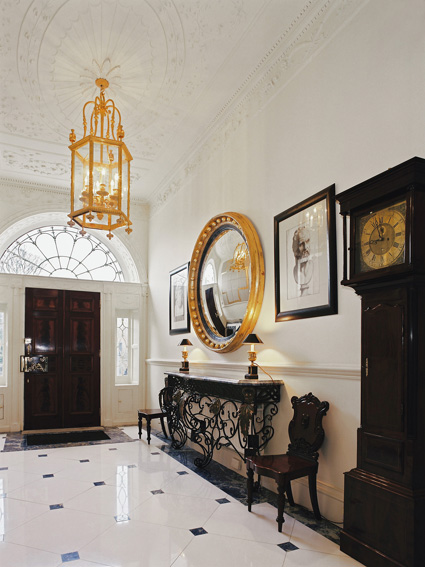 2 Merrion Square - Entrance Hall