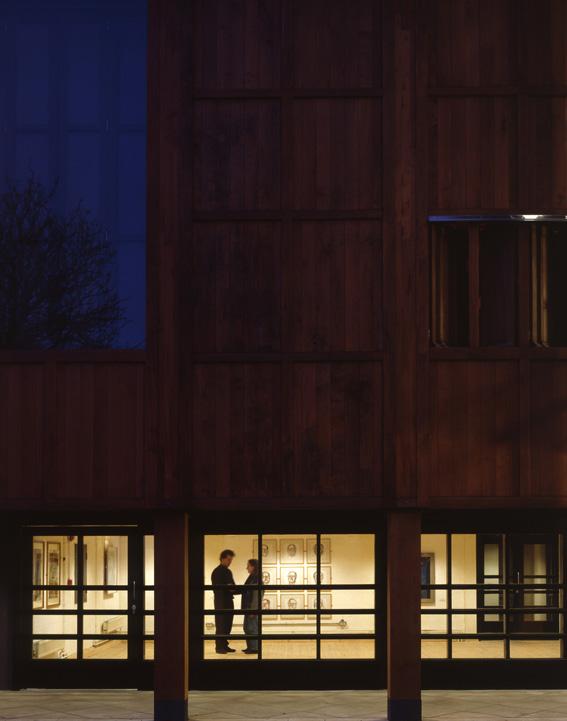 2 Trinity College - Samuel Beckett