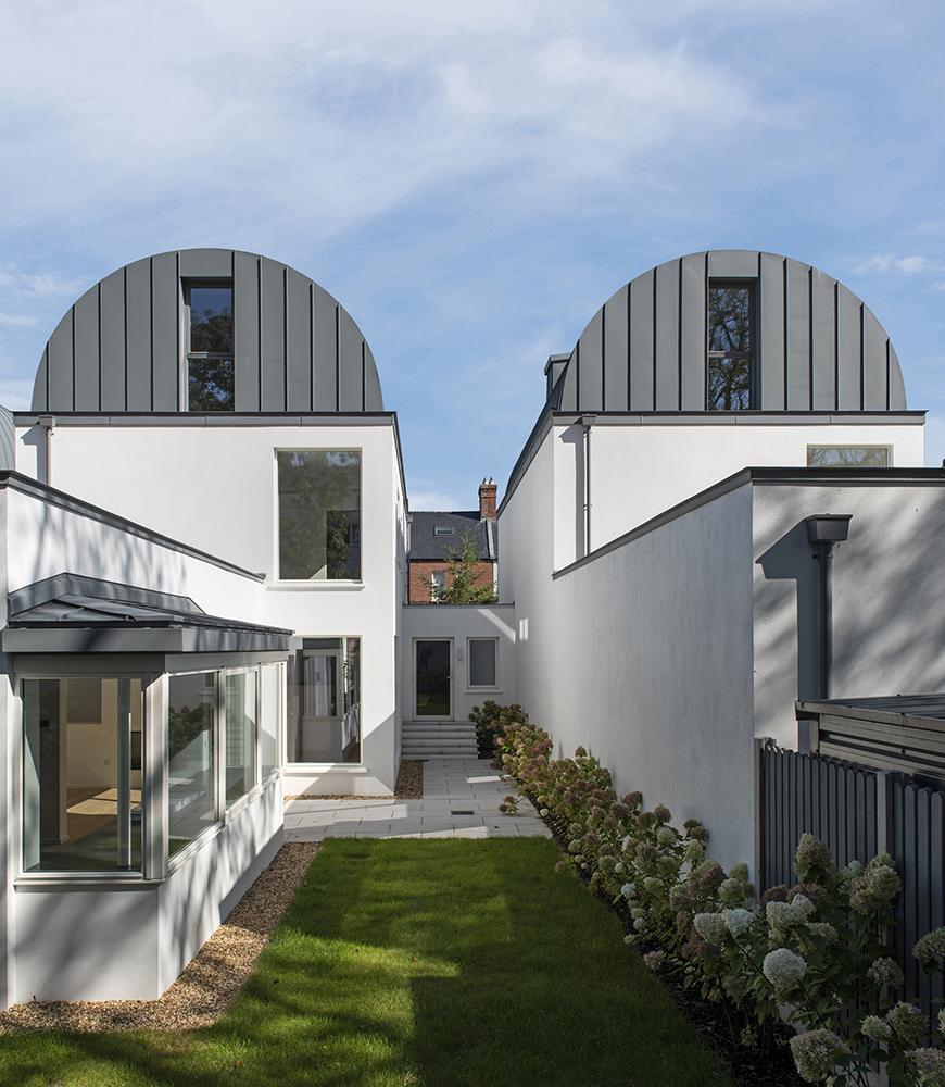 3 Morehampton Lane - Garden