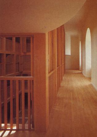 3 Trinity College - Atrium