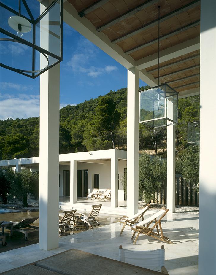 4 Morna Valley, Ibiza - Patio