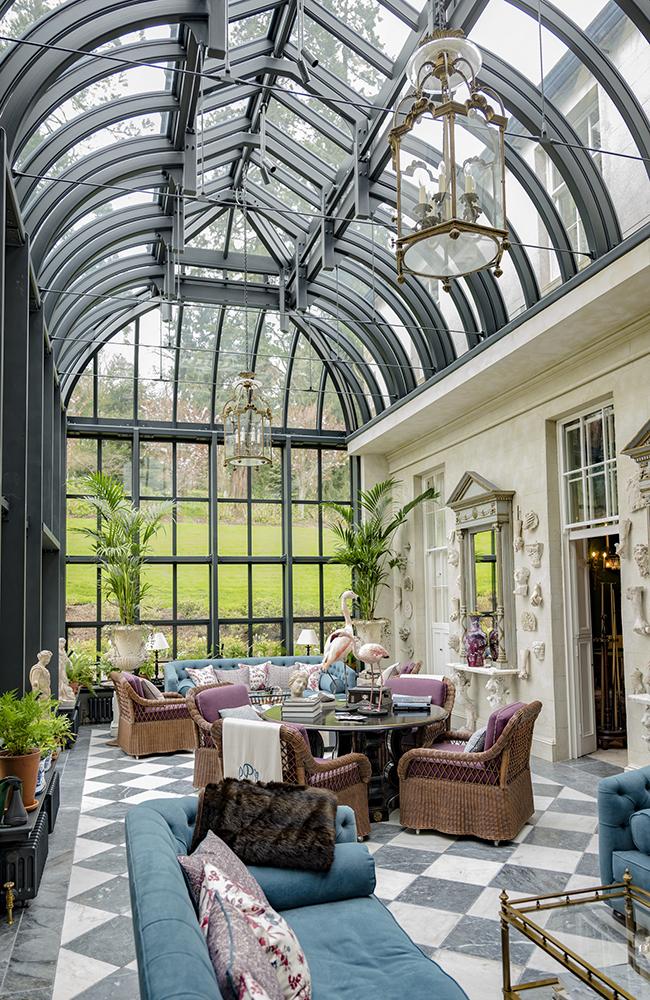 6 Capard Orangery - Interior