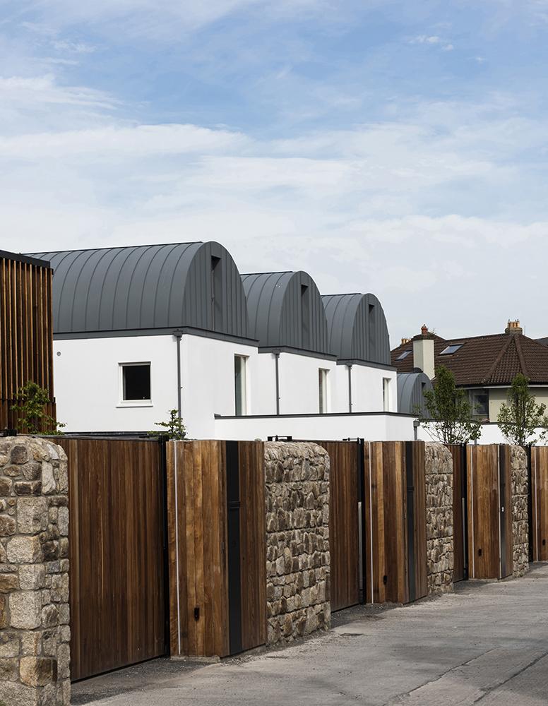 6 Morehampton Lane - Side View