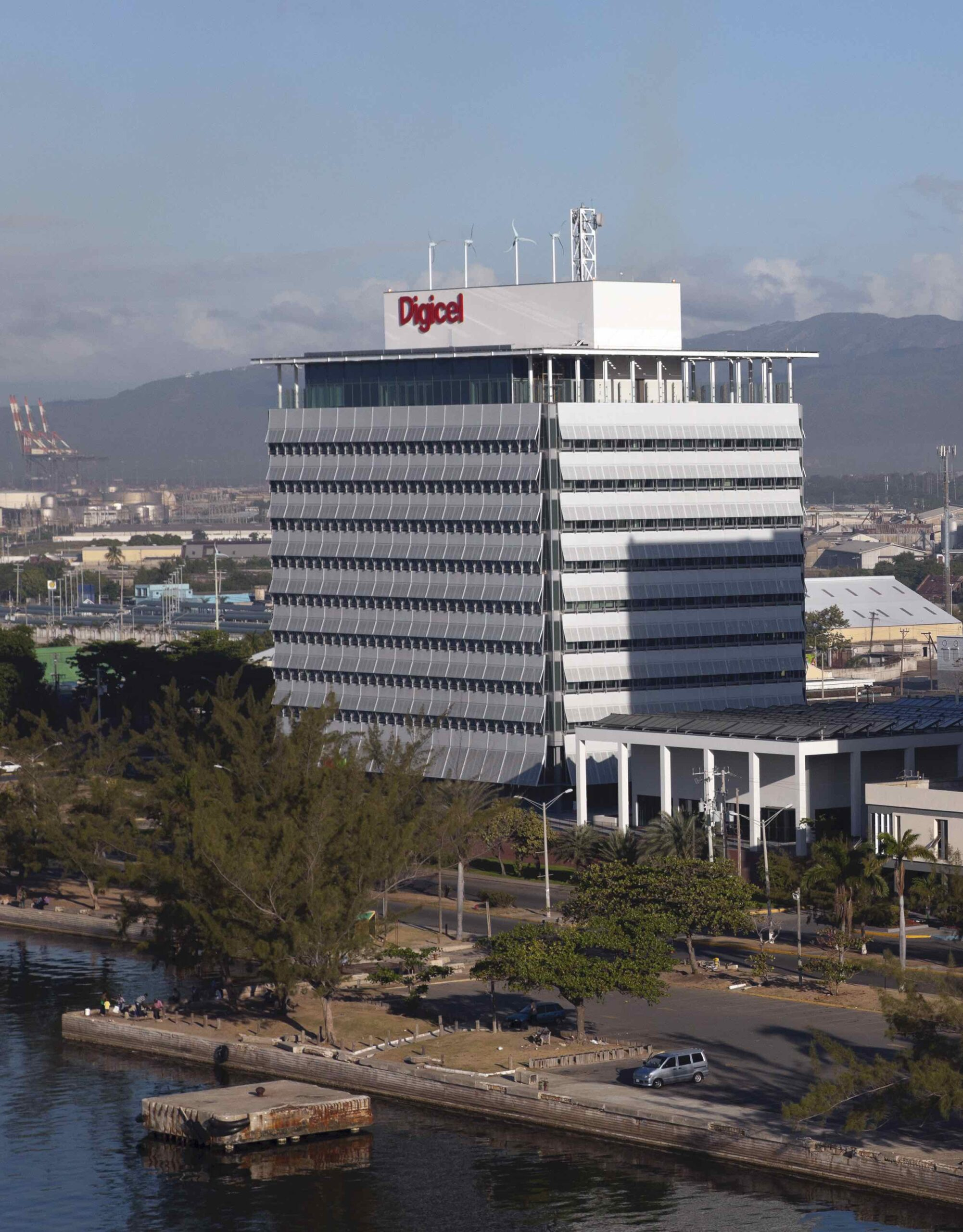 Digicel Headquarters, Jamaica 7