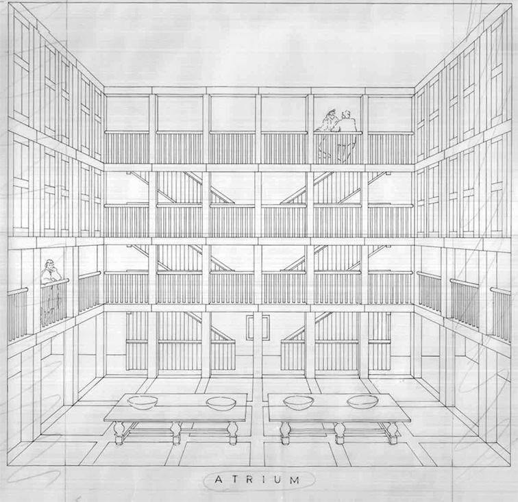 Trinity College Atrium Perspective copy