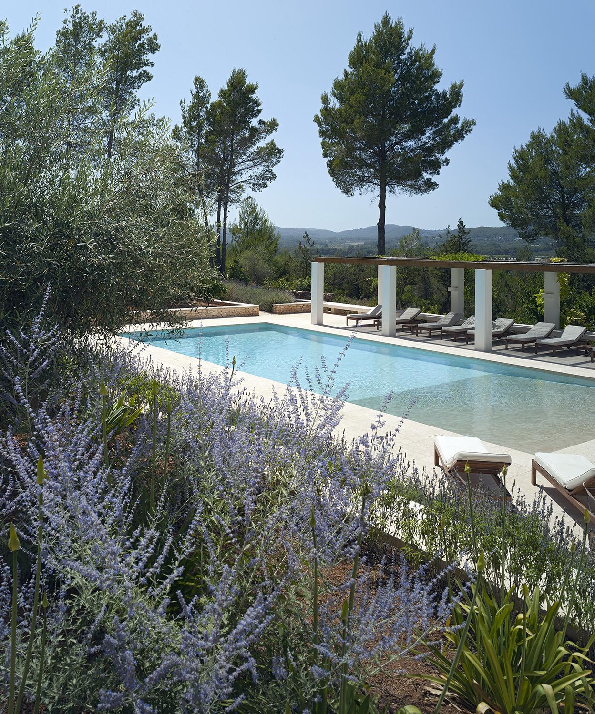 4 Atzaro Vlley, Ibiza - Living Room