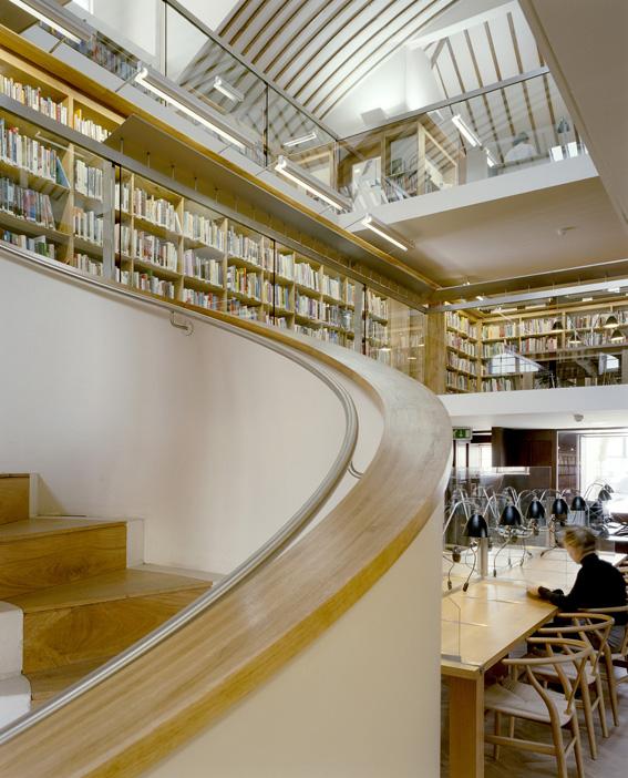 5 Abbeyleix Library - Interior