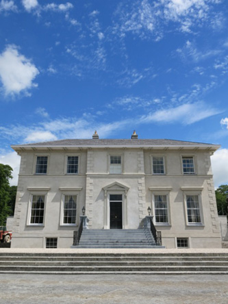 1 Country House, Limerick - Front