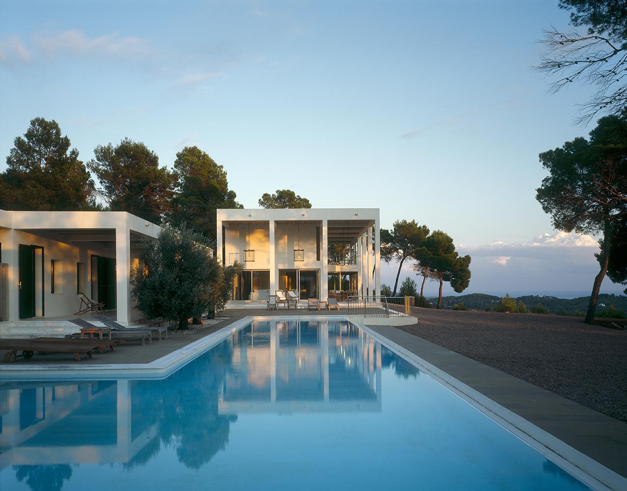 1 Morna Valley, Ibiza - Front