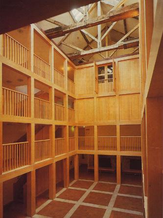 1 Trinity College - Atrium