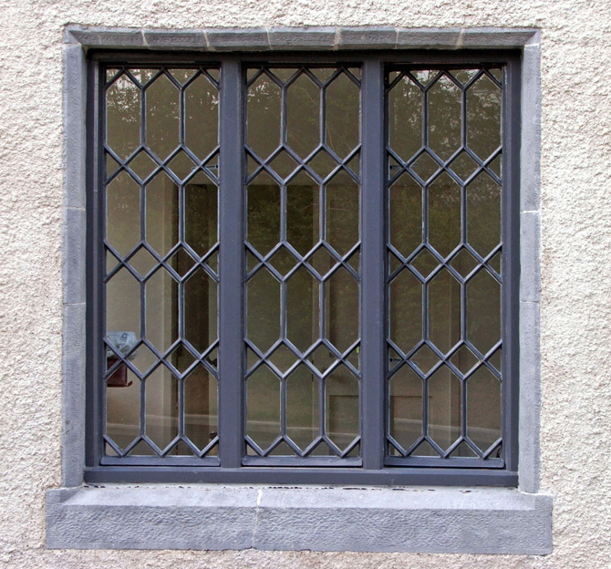 2 Belvedere Orphanage - Window