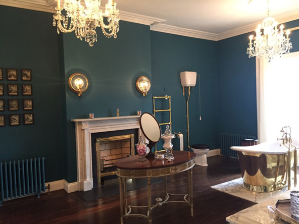 2 Country House, Laois - Interior