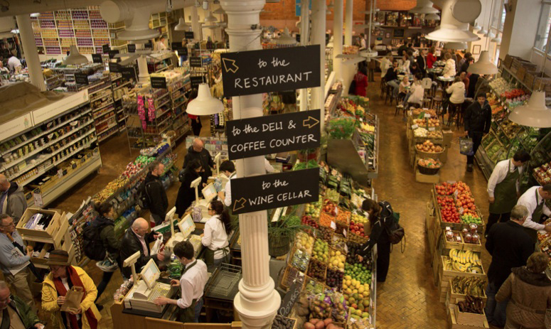 2 Fallon & Byrne - Food Court