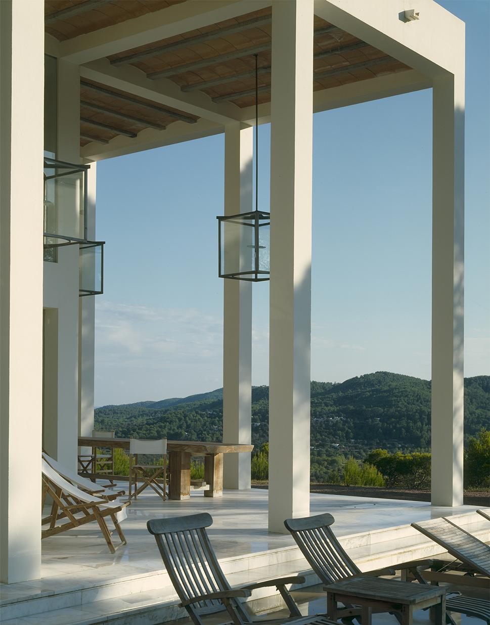2 Morna Valley, Ibiza - Patio
