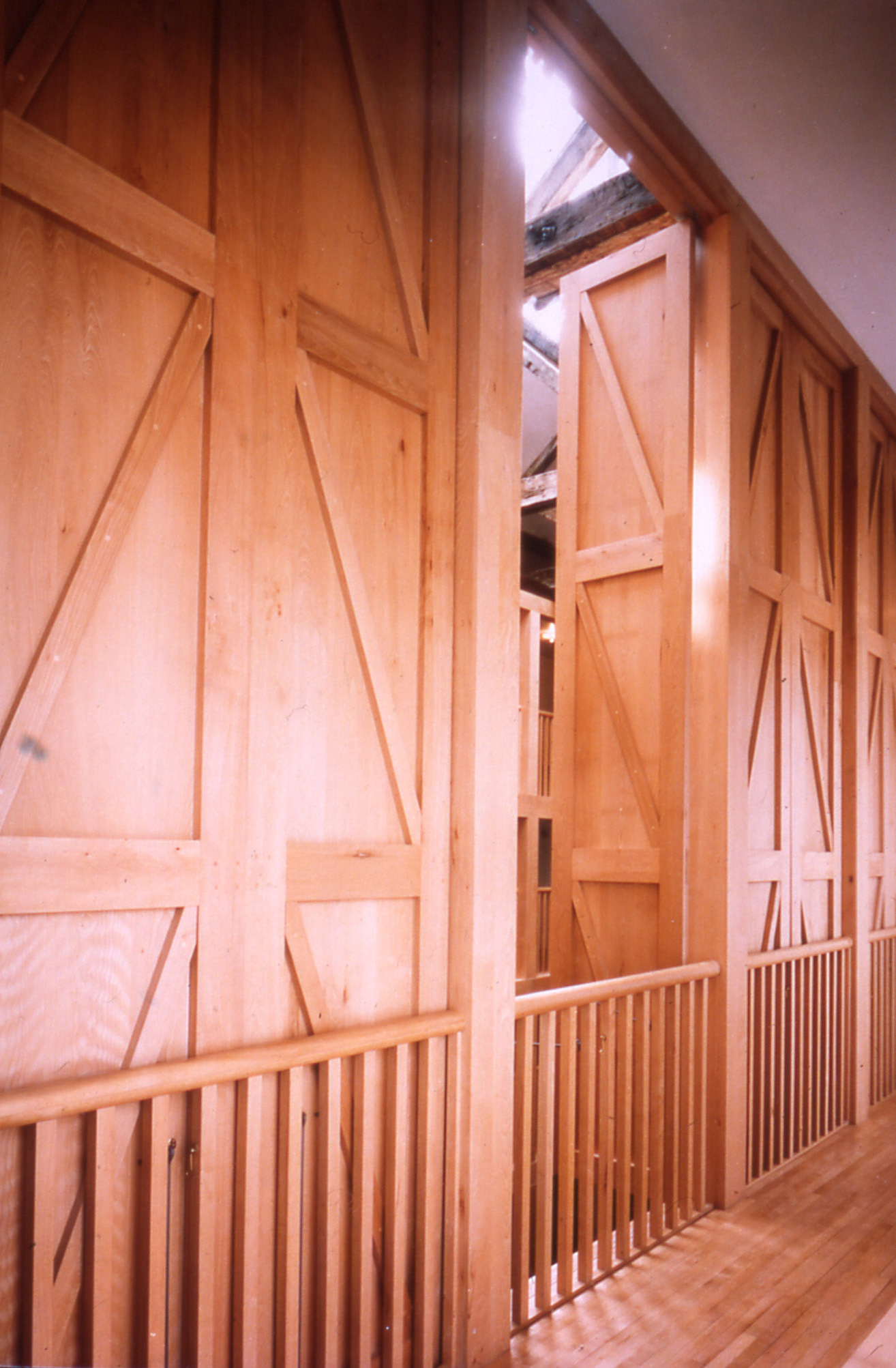 2 Trinity College - Atrium