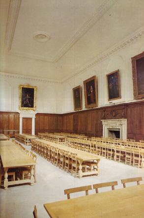2 Trinity College - Dining Hall