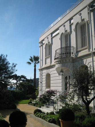2 Villa Soleila - Side View
