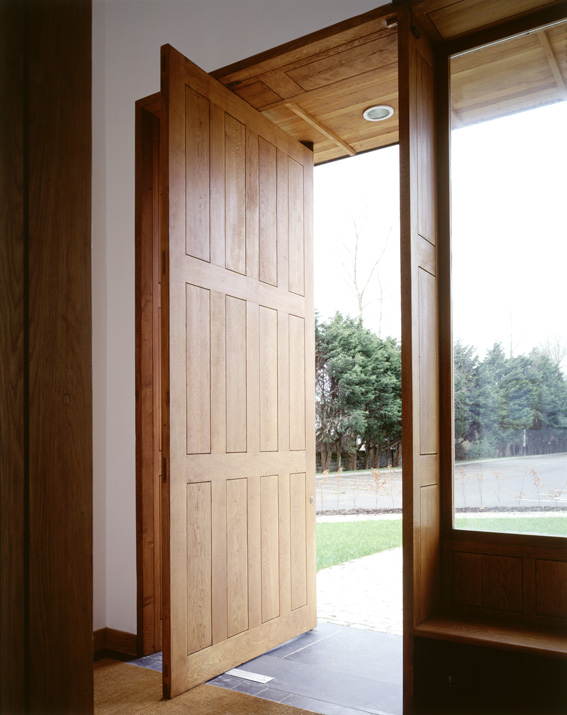 3 GMIT - Entrance Door