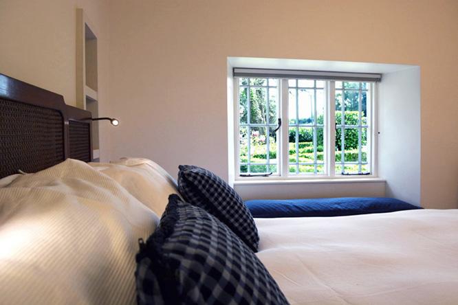 3 Gate Lodge - Bedroom