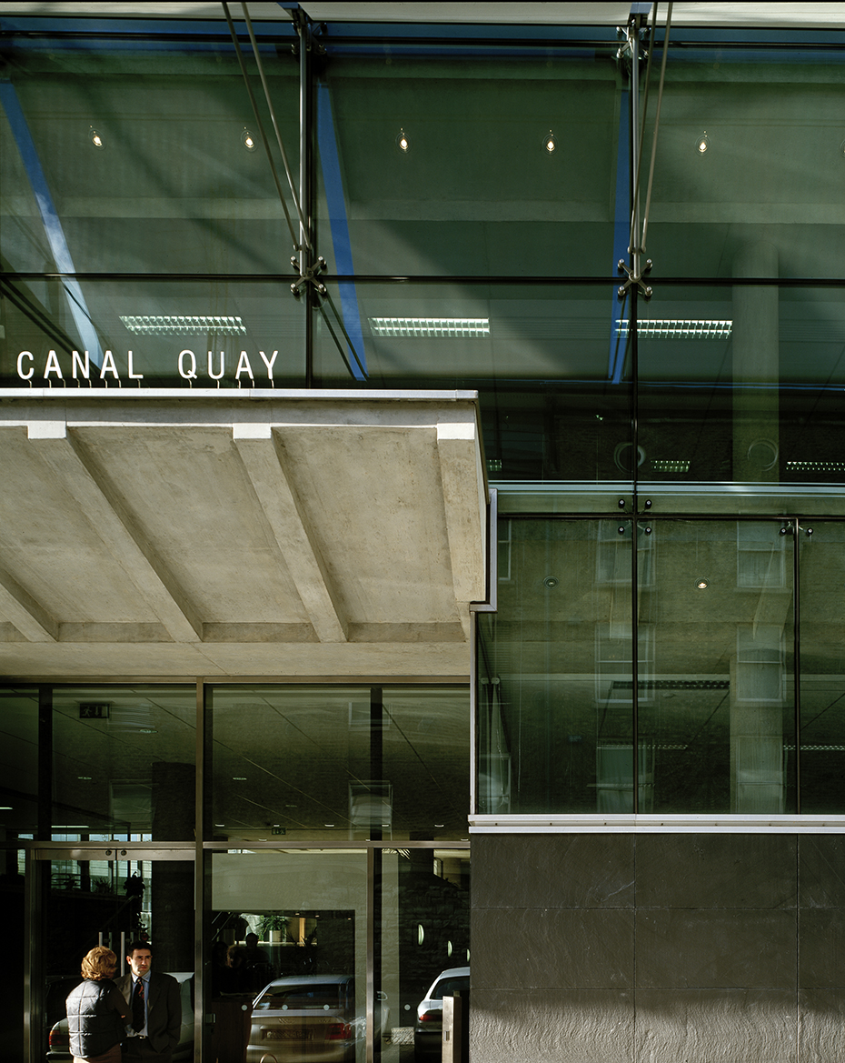 3 Grand Canal Quay - Front