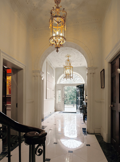 3 Merrion Square - Entrance Hall