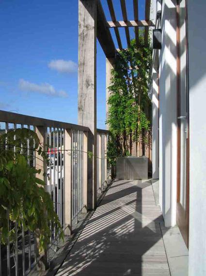 3 Portobello Warf - Balcony
