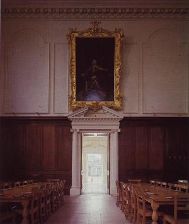 3 Trinity College - Dining Hall