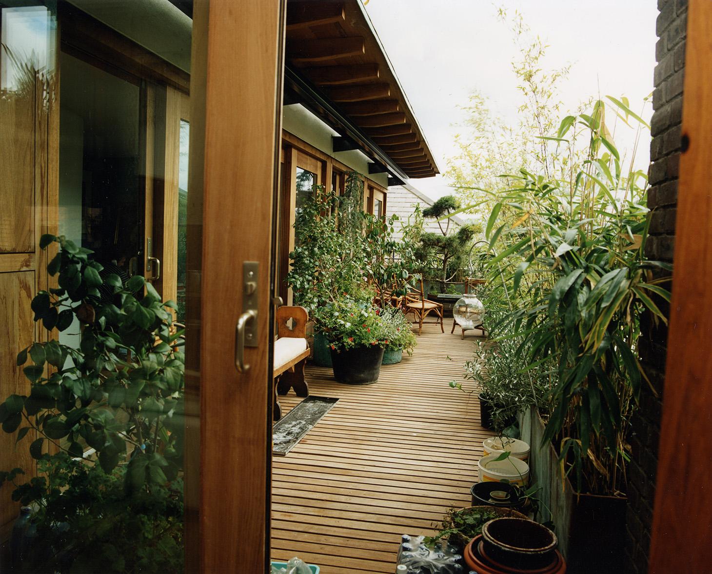 4 Castle Street - Garden