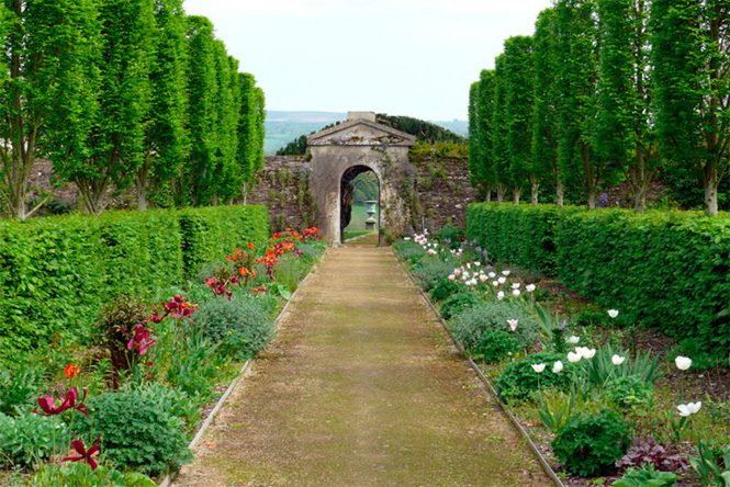 4 Gate Lodge - Garden