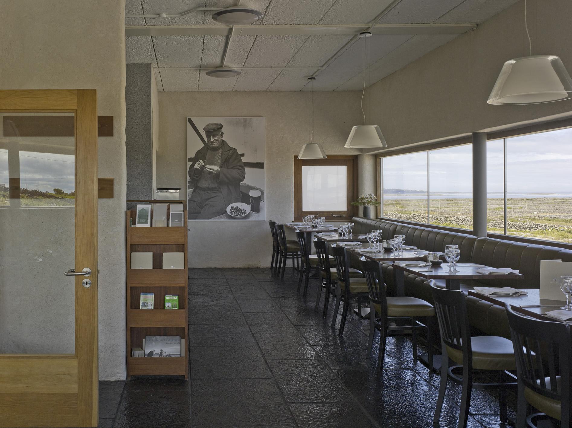 4 Inis Meain - Restaurant
