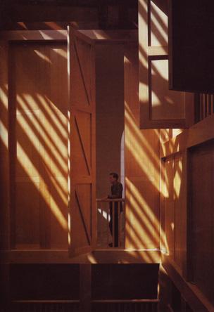 4 Trinity College - Atrium