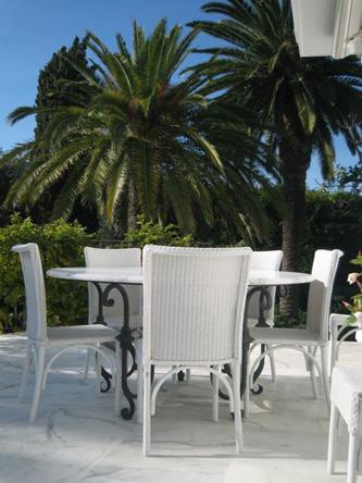 4 Villa Soleila - Garden