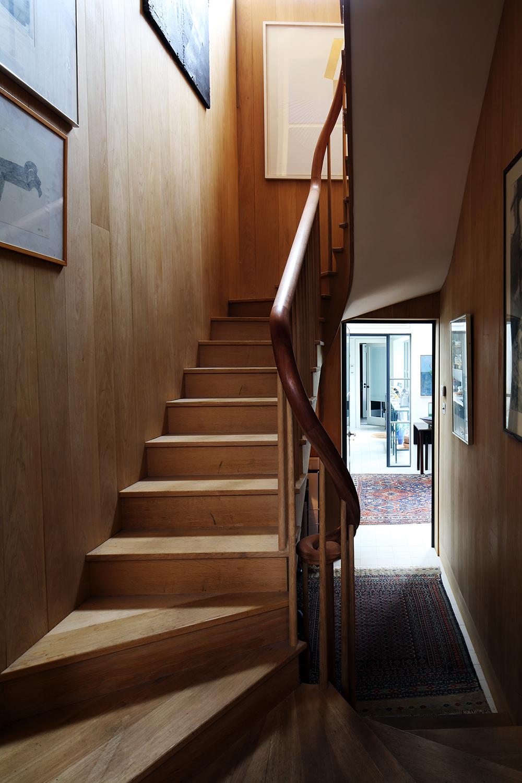 5 Carisle Avenue - Stairs