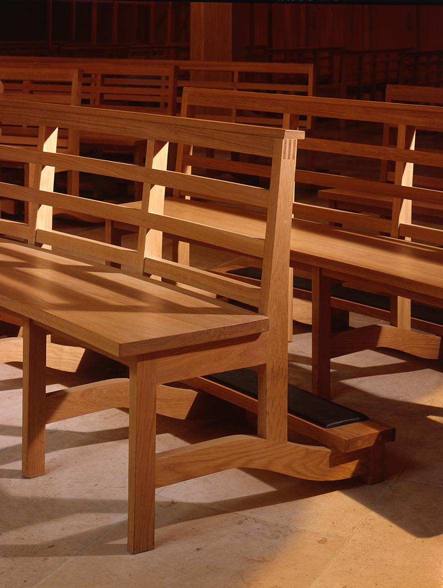 5 Chapel fo Reconciliation, Knock - Interior