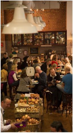 5 Fallon & Byrne - Food Court