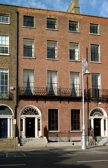 5 Merrion Square - Front
